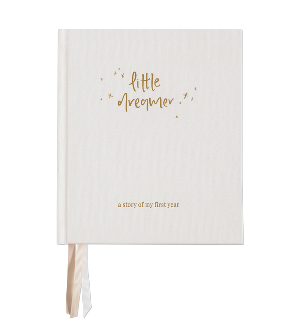 Little Dreamer Baby Journal