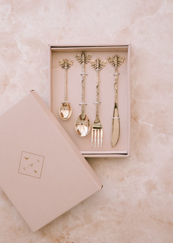 Bee Cutlery Set