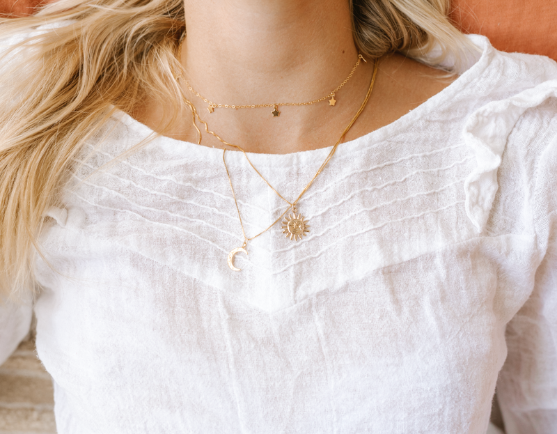 Sun-Shine Necklace