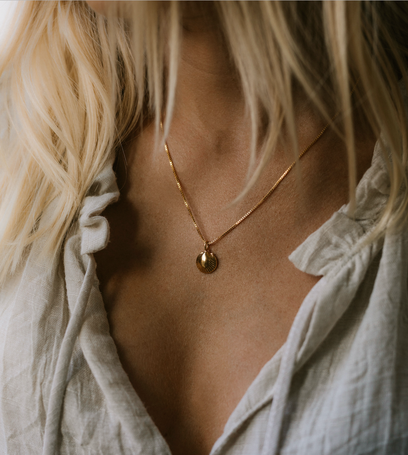 Protect Our Ocean Necklace