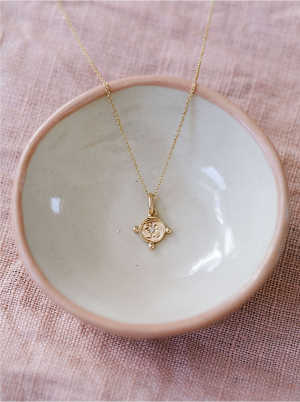 Diamond Voyager Necklace