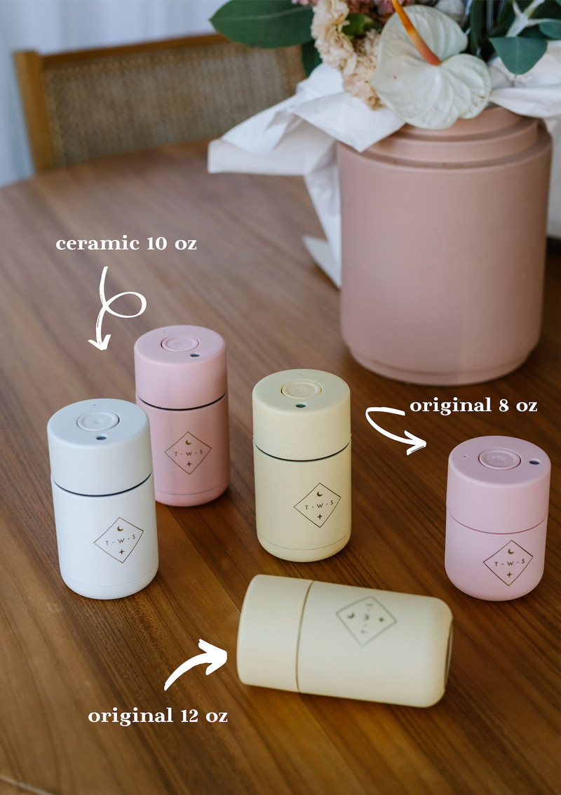 Ceramic Reusable Coffee Mug