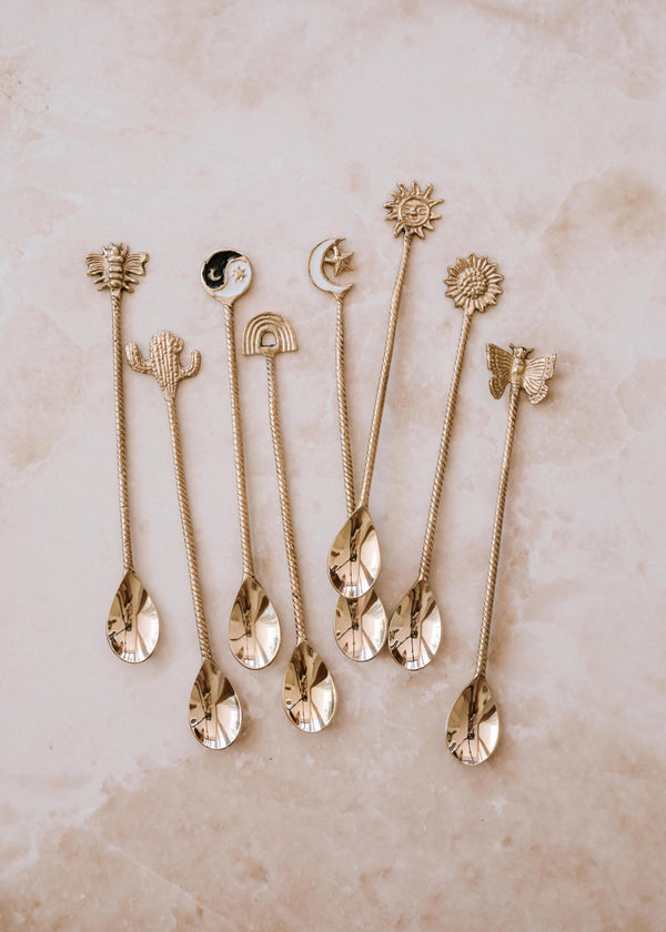 4 PC BAR SPOONS