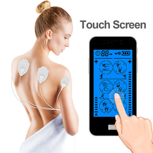 Pro TENS / Electronic Muscle Stimulator (EMS System) Combo Unit for Pain Relief Therapy