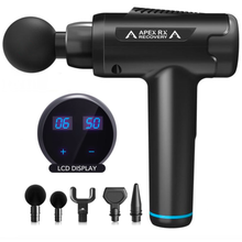Load image into Gallery viewer, Apex Rx Recovery Hyper Speed Pro 30 Speed Massage Gun