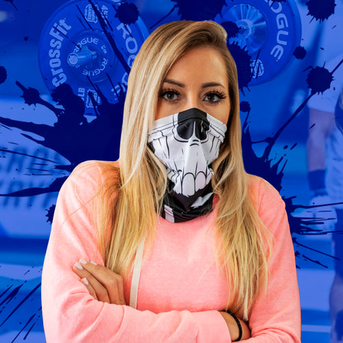 Rx Recovery Mask (Skull Design)
