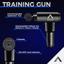 Load image into Gallery viewer, Apex RX Recovery Massage Gun Training Model