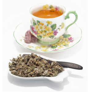 Red Raspberry Leaf Herbal Tea Wild-crafted - Distinctly Tea Inc.