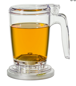 Tea Steeper Bottom Pour 28 OZ - Distinctly Tea Inc.