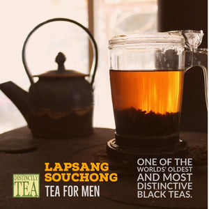 Lapsang Souchong Black Tea - Distinctly Tea Inc.
