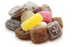 Assorted Herbal Candy ALL Natural 75G - Distinctly Tea Inc.