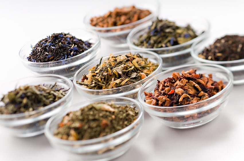 Discover Distinctly Tea types