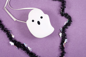 glow in the dark ghost bag