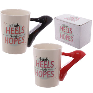 High Heels Coffee Mug - unique innovation pro