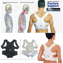 Load image into Gallery viewer, Back Brace Posture Corrector - unique innovation pro