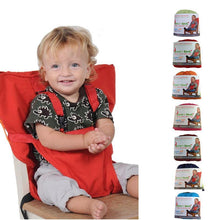 Load image into Gallery viewer, Baby Portable Chair Safety Belt - Hook On Seat - unique innovation pro