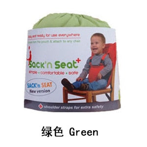 Baby Portable Chair Safety Belt - Hook On Seat - unique innovation pro