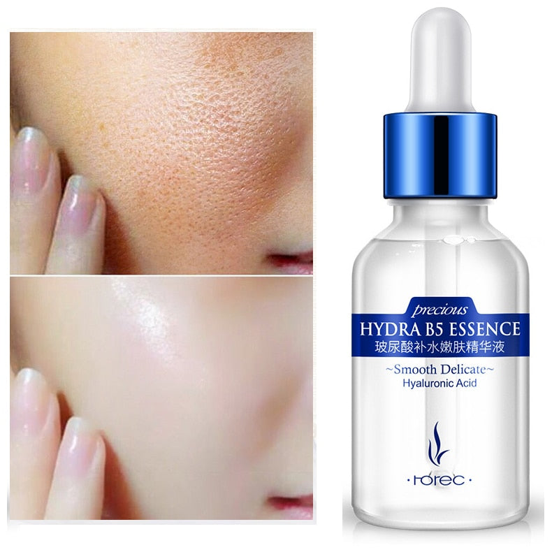BIOAQUA Hyaluronic Acid Serum For Anti-Aging, Anti-Wrinkle , Whitening And  Moisturizing - unique innovation pro