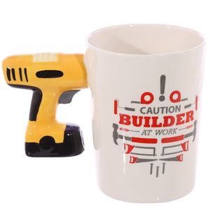 Eco-Friendly Electric Drill Mug - unique innovation pro