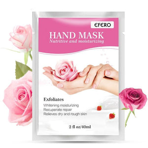 Exfoliating Hand Mask - unique innovation pro