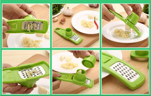 No Pain Garlic Grater - unique innovation pro