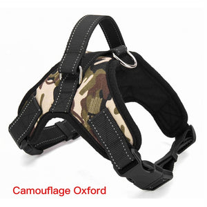 Soft Breathable No Pull Dog Harness - unique innovation pro