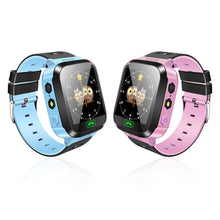 Load image into Gallery viewer, Kids SOS Call Location Tracker Wristwatch - unique innovation pro