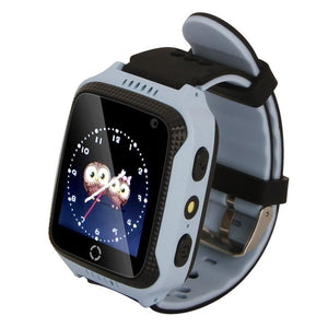 Kids SOS Call Location Tracker Wristwatch - unique innovation pro
