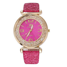 Load image into Gallery viewer, Free Crystal Rhinestone  Watch - unique innovation pro