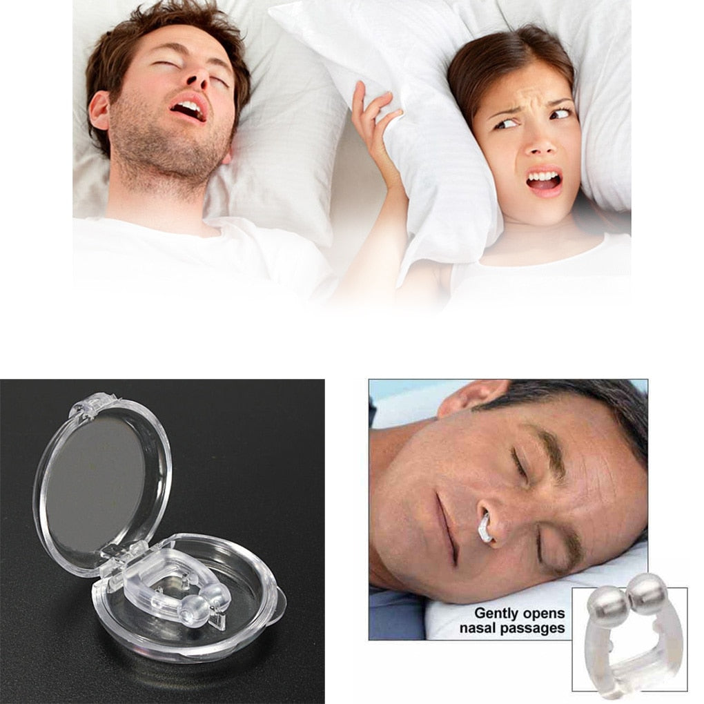 Silicone Anti-Snoring Guard - unique innovation pro