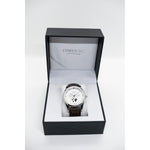 London Dress Watch - Silver Brown