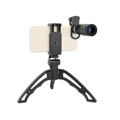 Best Smartphone Tripod and Lens Kit - 20X Zoom Lens with Flexible Tripod for Smartphones