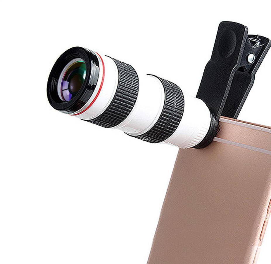 Worlds Strongest Smartphone Zoom Lens