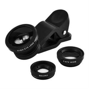 3 in 1 Smartphone Lens Kit