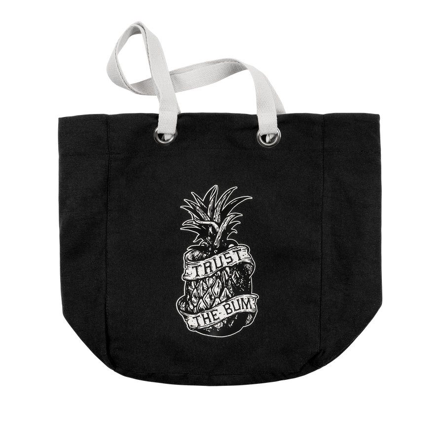 Trust the Bum® Pineapple Tote Bag