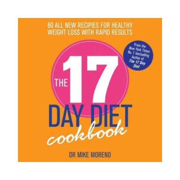 17 Day Diet Cookbook - Dr Mike Moreno
