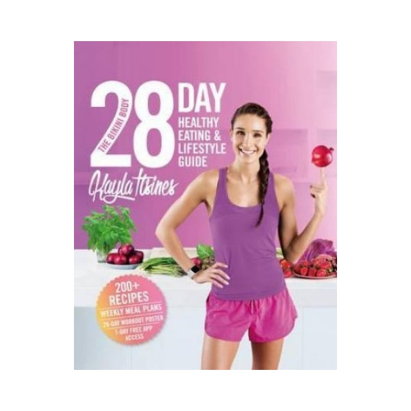 28 Day Healthy Eating and Lifestyle Guide