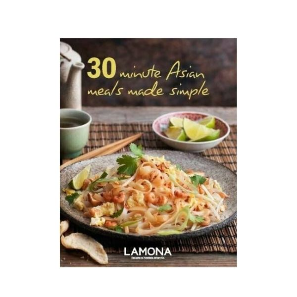 30 minute Asian meals made simple - Seiko Hatfield/Howden's Joinery Co