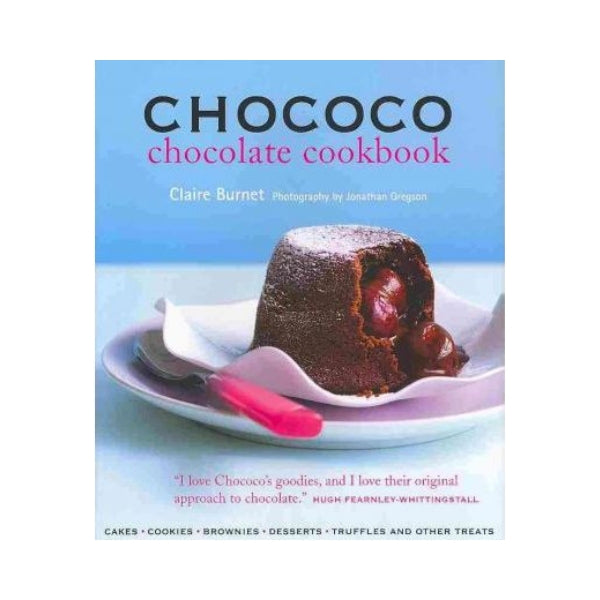 Chococo:  Chocolate Cookbook