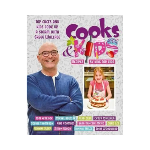 Cooks & Kids No 3 - Gregg Wallace/National Fostering Agency Ltd