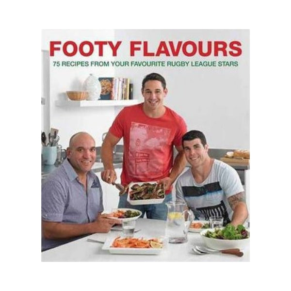 Footy Flavours - Rugby League Stars