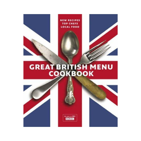 Great British Menu Cookbook