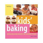 Kids Baking:  60 Delicious Recipes for Children to Make