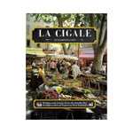 La Cigale by Elizabeth Lind