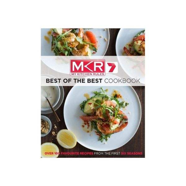 MKR 7 - Best of the Best Cookbook