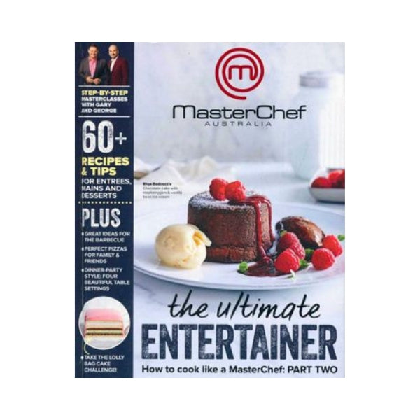 Masterchef Australia: The Ultimate Entertainer