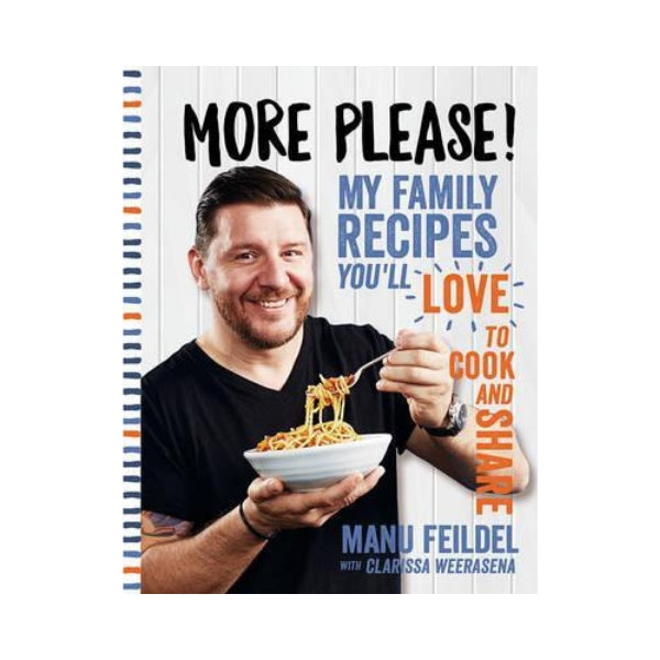 More Please! (Signed) - Manu Feildel