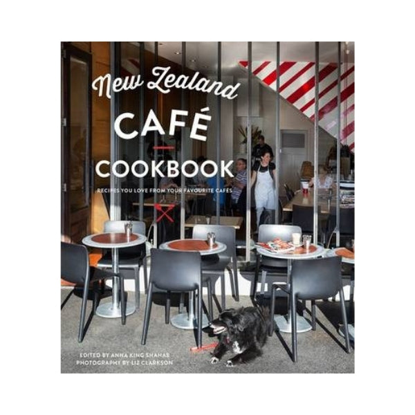 New Zealand Cafe Cookbook