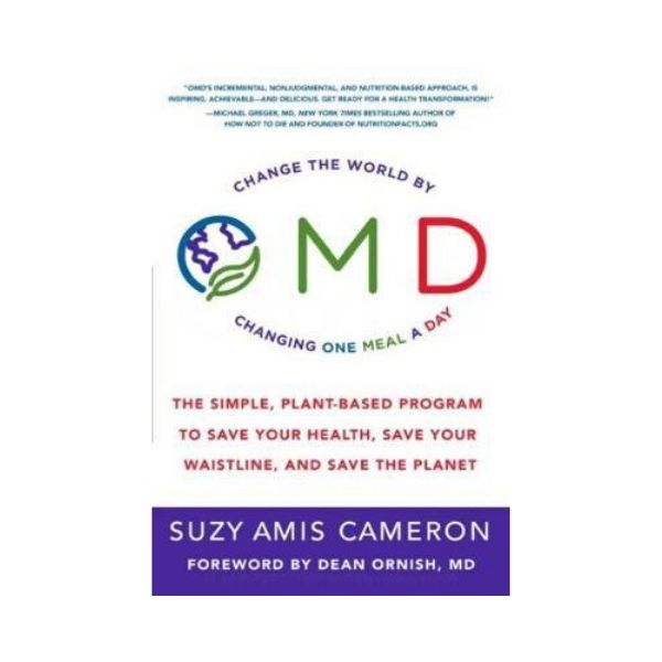 OMD: Change the World by changing one Meal A Day - Suzy Amis Cameron