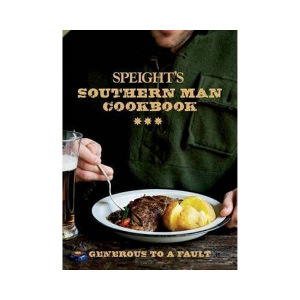 Speight's Southern Man Cookbook - New Zealand Breweries Ltd
